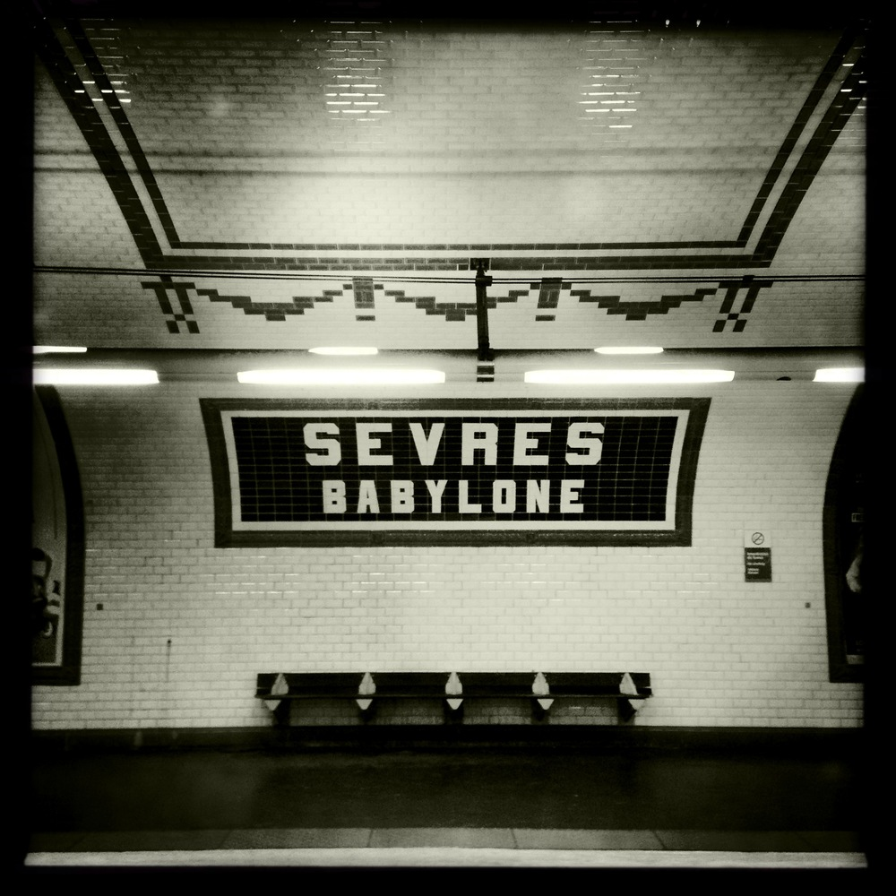 Seyres Station