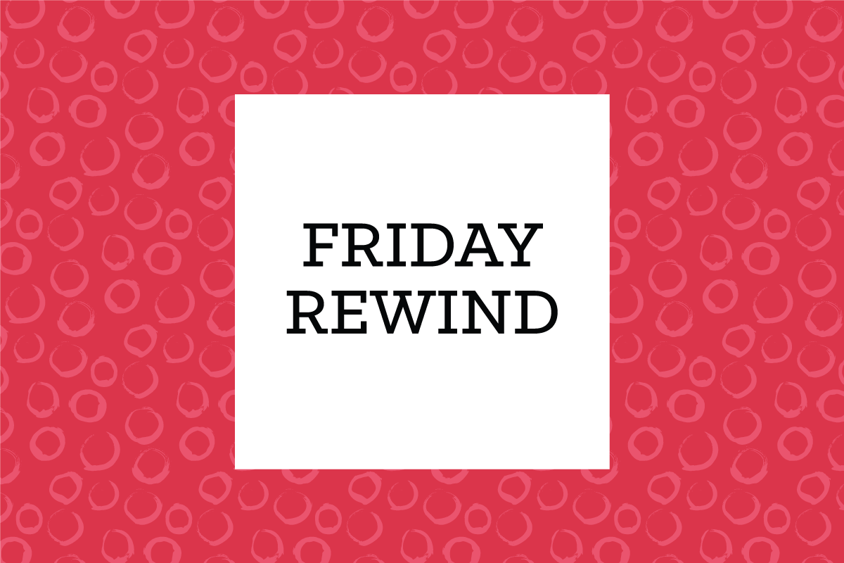 Friday Rewind - The Week in Links - tinsel + trim