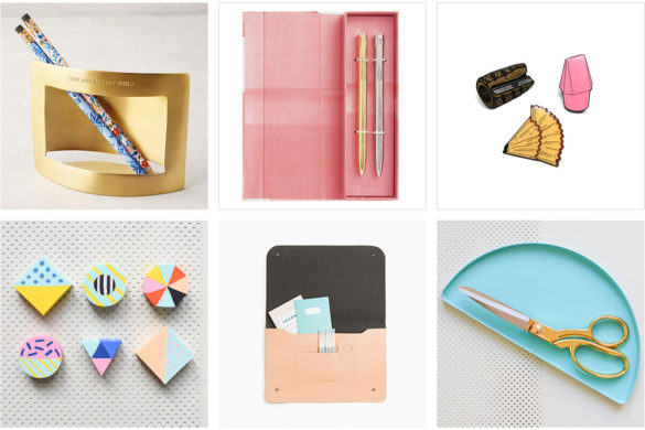 Gift Guide for Stationery Lovers - tinsel + trim