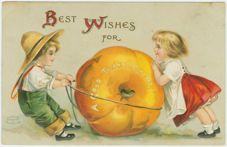 Best Wishes for a Good Thanksgiving