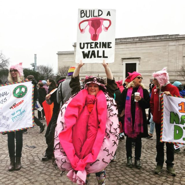 Build a uterine wall womensmarch