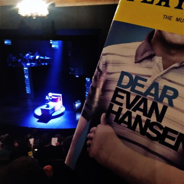 Devastatingly beautiful dearevanhansen dearevanhansen