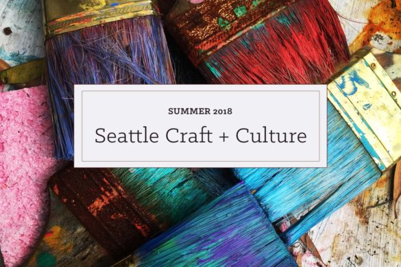 Seattle Summer Craft and Culture