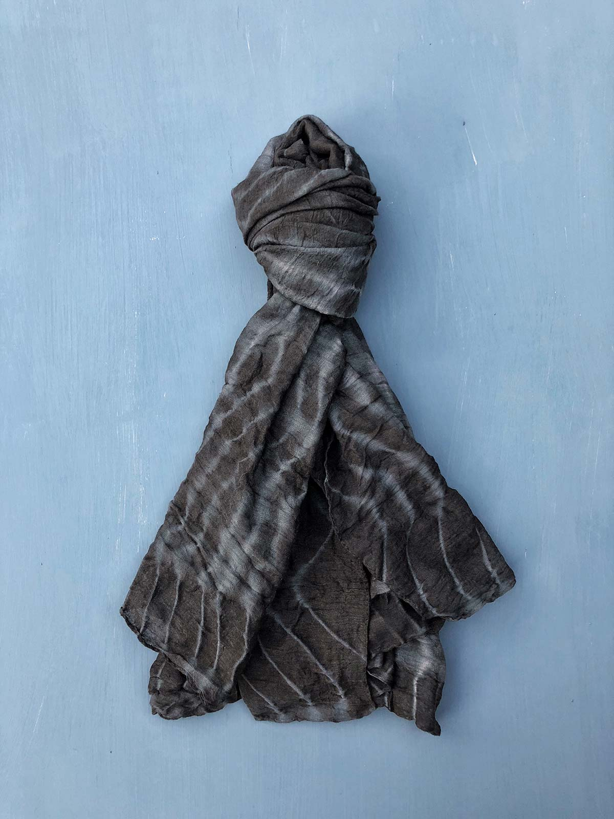 Shibori Week - Scarves